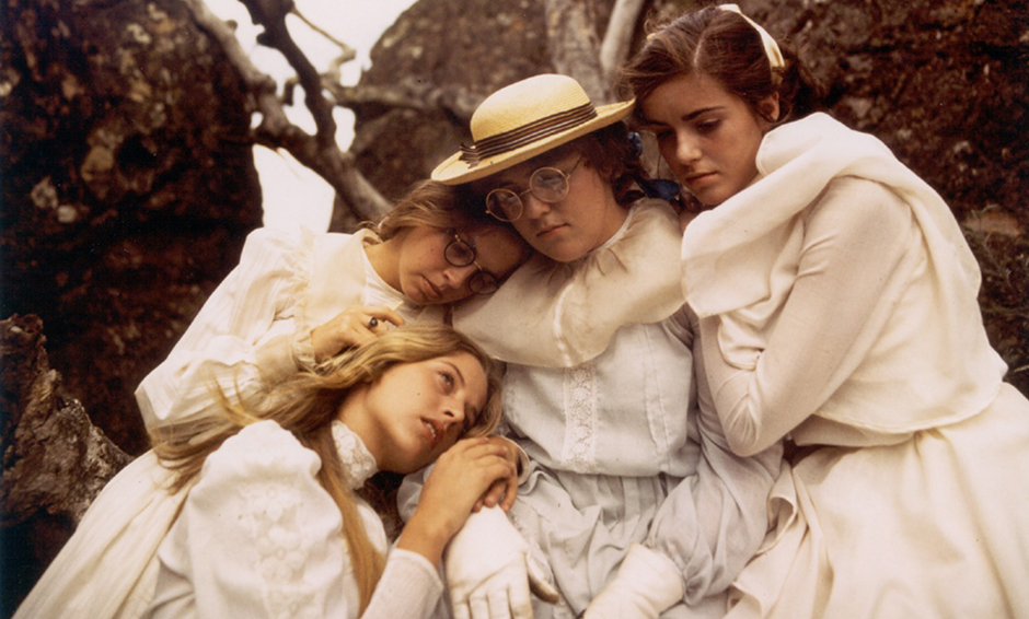 Picnic at Hanging Rock vs Fashion Editorial